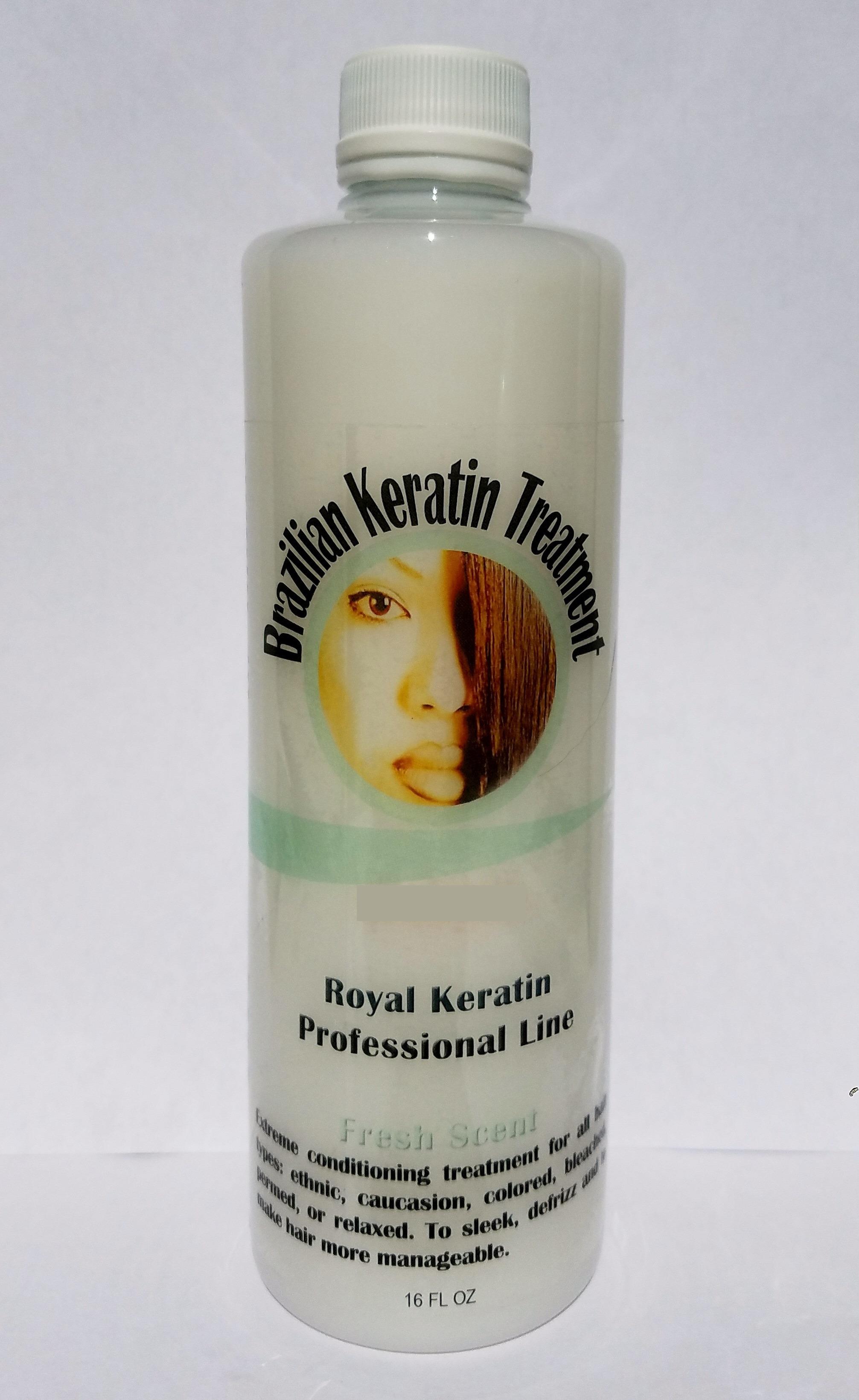 Buy Royal Brazilian Keratin Hair Treatment 16oz Half Liter Treatment